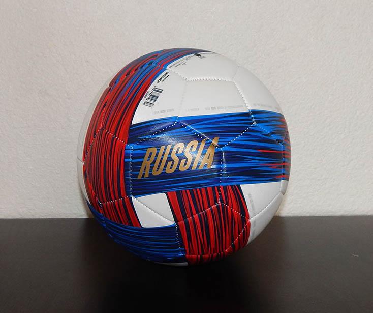 футбольный мяч в подарок